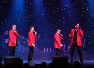 Corporate Entertainment - Broadway Singing